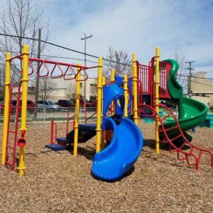 D.F. Green Playground Lewisburg