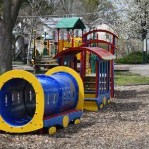 Hufnagle Park Kidsburg Train